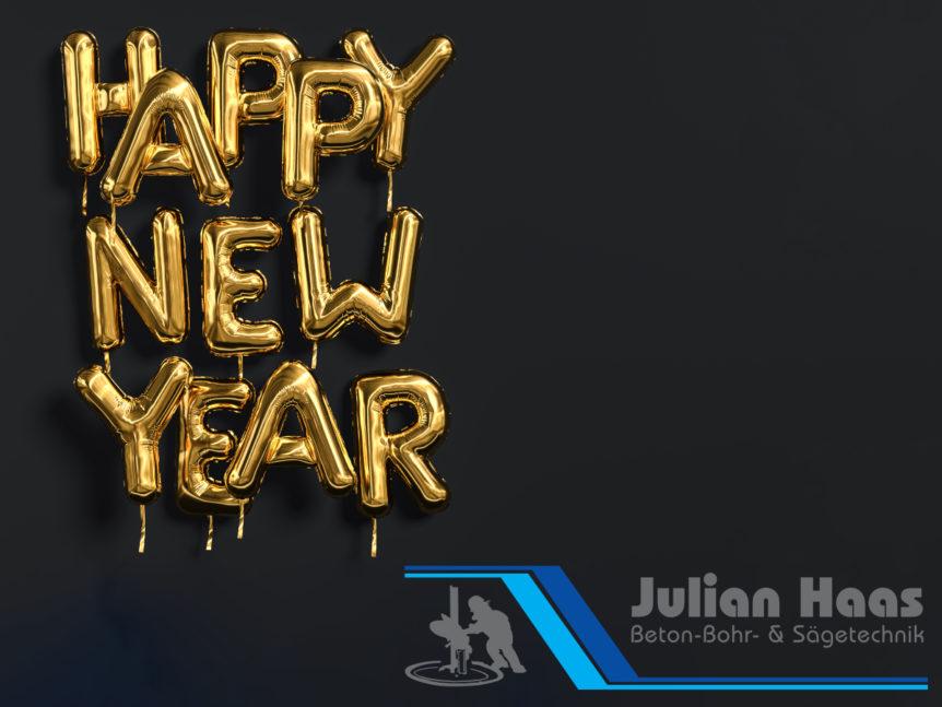 Frohes neues Jahr Julian Haas BBS